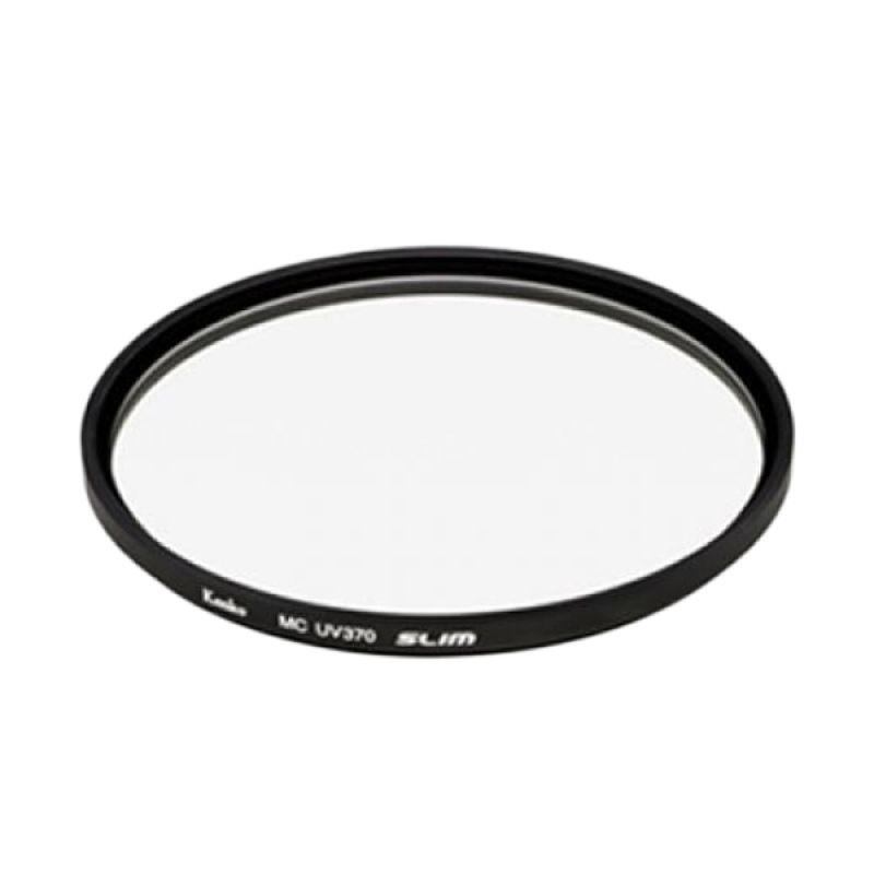 Kenko Smart MC UV370 Slim 52 mm Filter Lensa Kamera