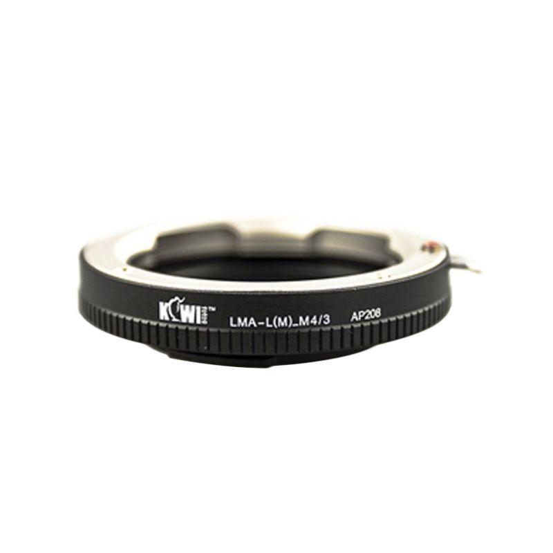 Kiwi Leica M Lens to Micro 4/3 Cameras Lensa Adaptor