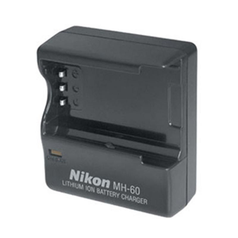 Nikon MH-60 Black Battery Charger for Nikon
