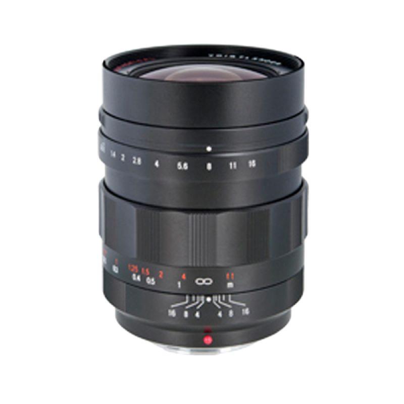 Voightlander F/0.95 MFT Nokton Lensa Kamera [17.5mm]
