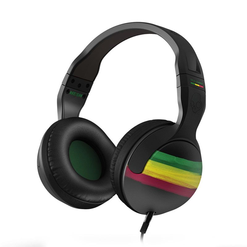 Skullcandy Hesh 2 Over-Ear Rasta