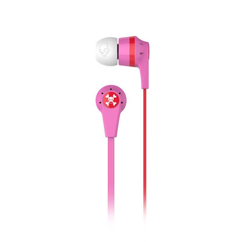 Skullcandy Inkd 2.0 In-Ear Paul Frank/Pink