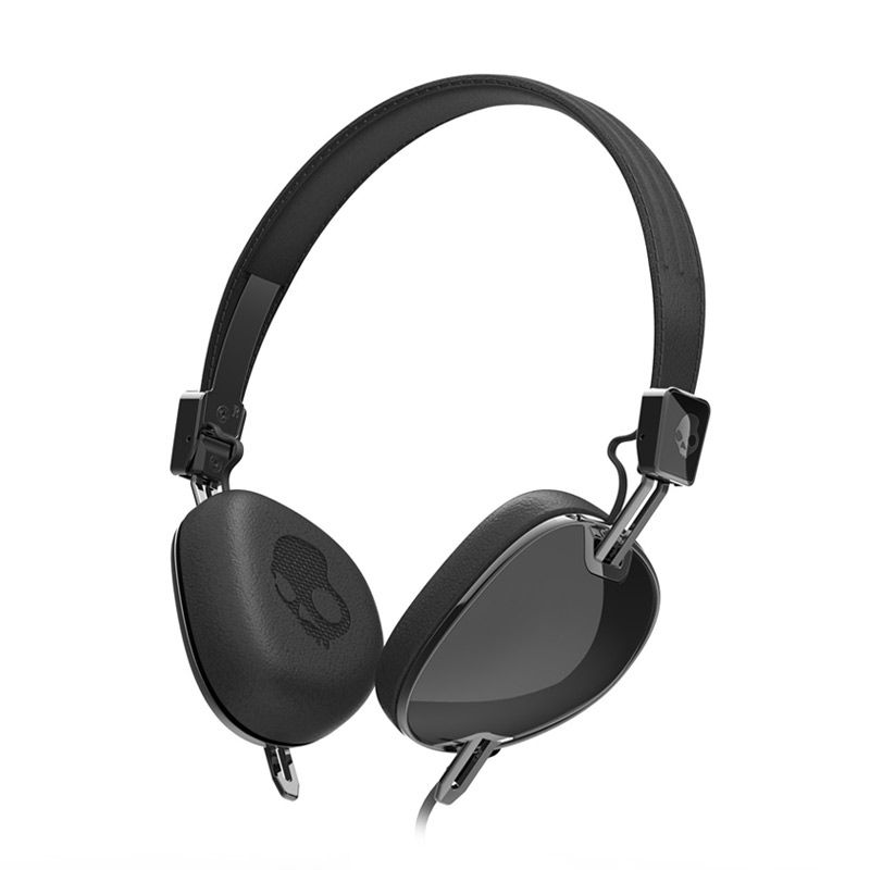 Skullcandy Navigator On-Ear W/Mic 3 Black/Black