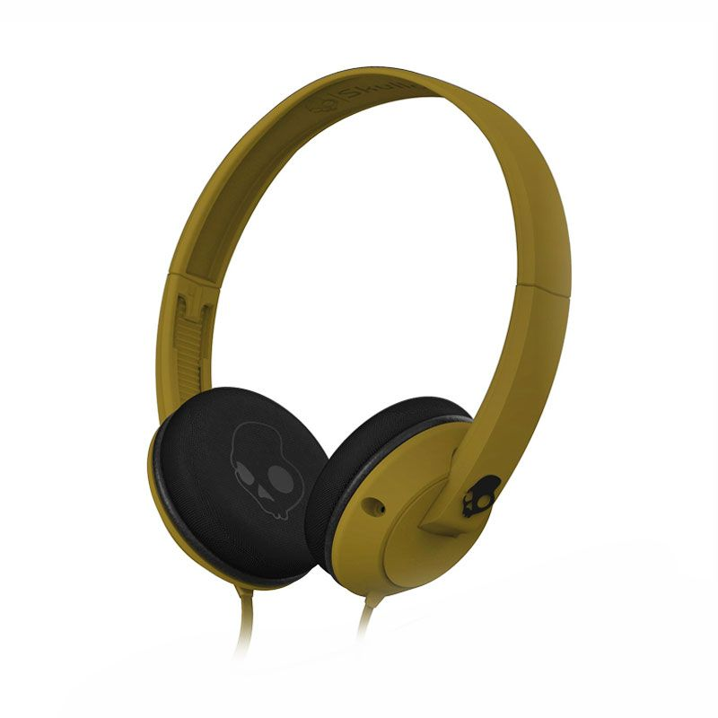 Skullcandy On Ear w/mic1 Uprock Army Green