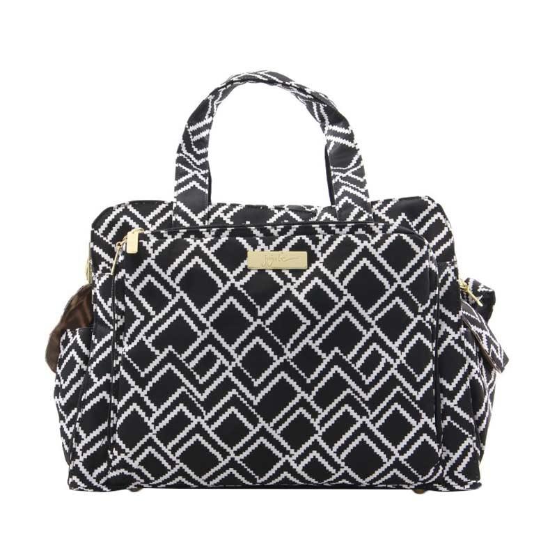 Jujube Be Prepared The Empress Black Diaper Bag
