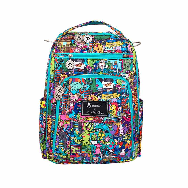 JUJUBE Tokidoki X Be Right Back Kaiju City Tas Bayi