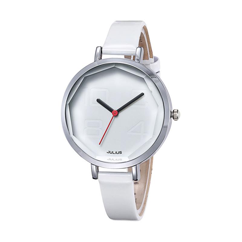 Julius JA-534-D Jam Tangan Wanita - Putih