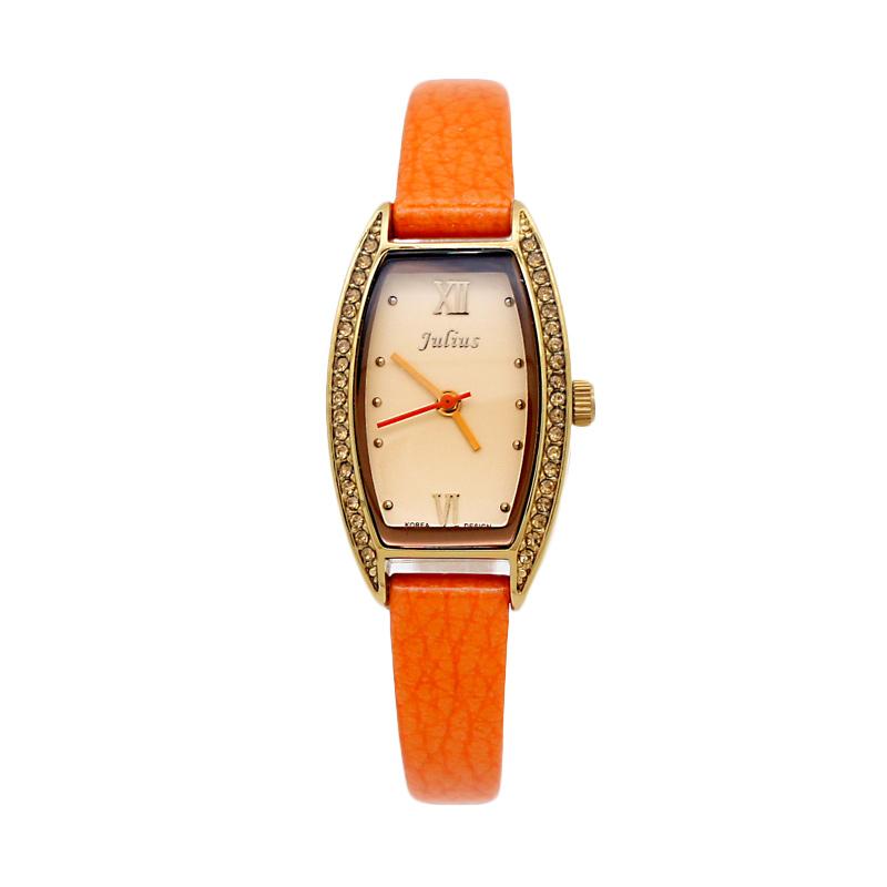 Julius JA-743-E Jam Tangan Wanita - Orange