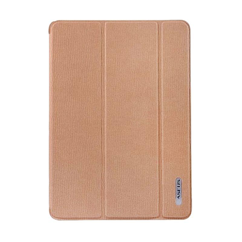 Baseus Folio Coklat Casing for iPad 5 or iPad Air