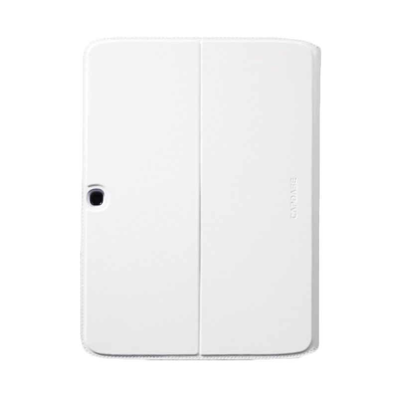 Capdase White Flip Jacket Casing for Galaxy Tab 3