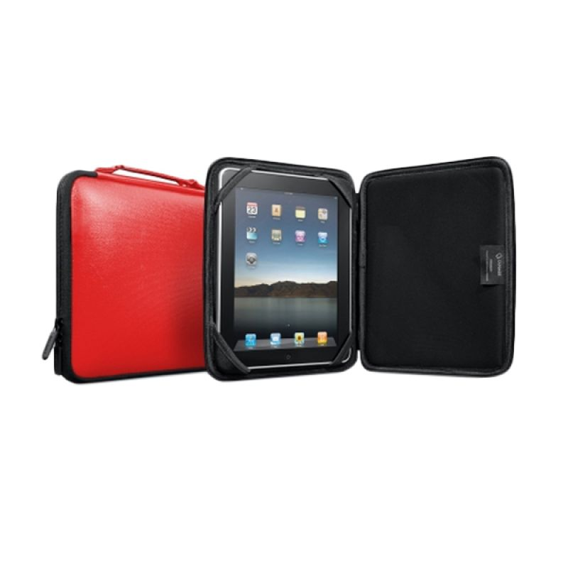 Capdase M-KEEPER Coat Red Casing for iPad