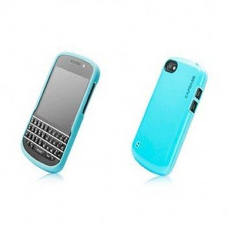 Capdase Polimor Blue Casing For Blackberry Q10