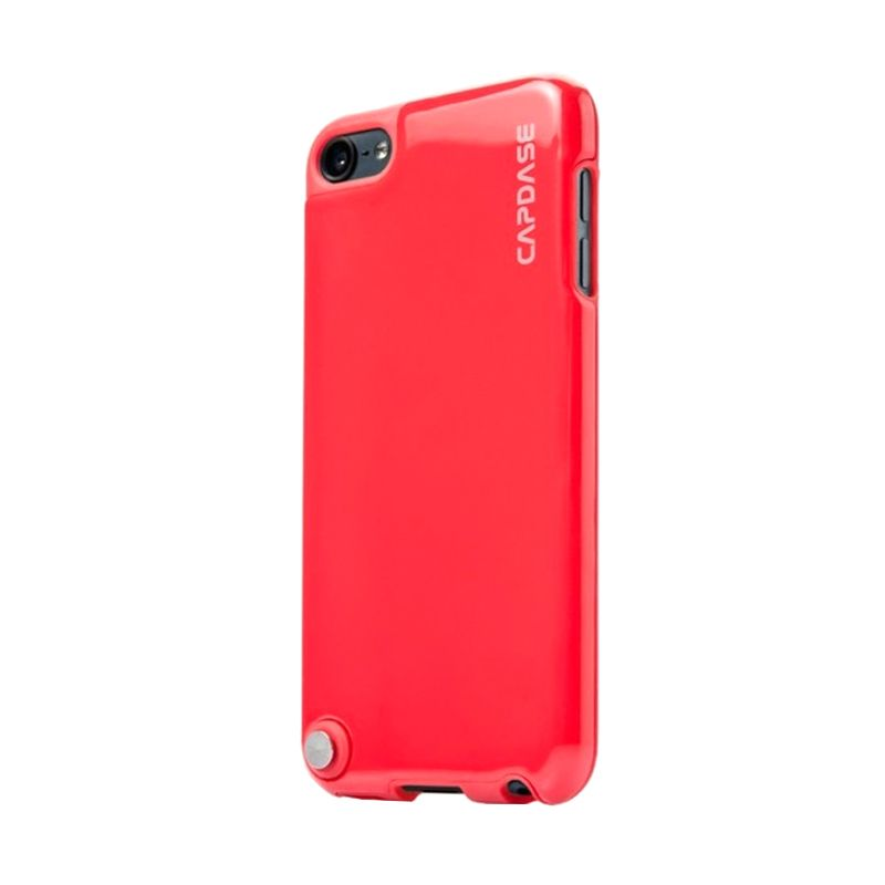 Capdase Polimor Merah Casing for iPod Touch 5