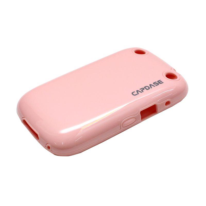 Capdase Polimor Pink Casing for Blackberry 9220/9320/Davis/Amstrong