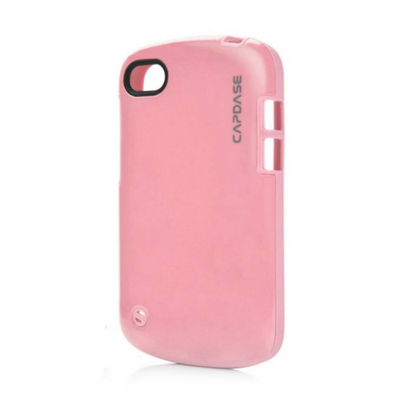 Capdase Polimor Pink Casing for Blackberry Q10