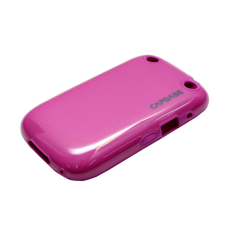 Capdase Polimor Purple Casing for Blackberry 9220/9320/Davis/Amstrong