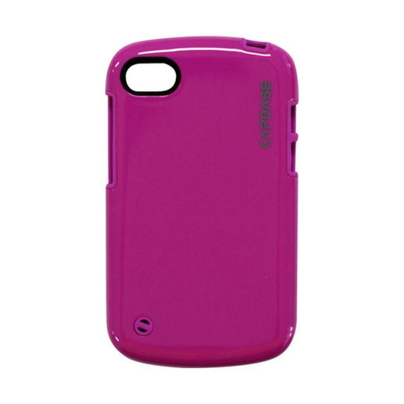 Capdase Polimor Purple Casing for Blackberry Q10
