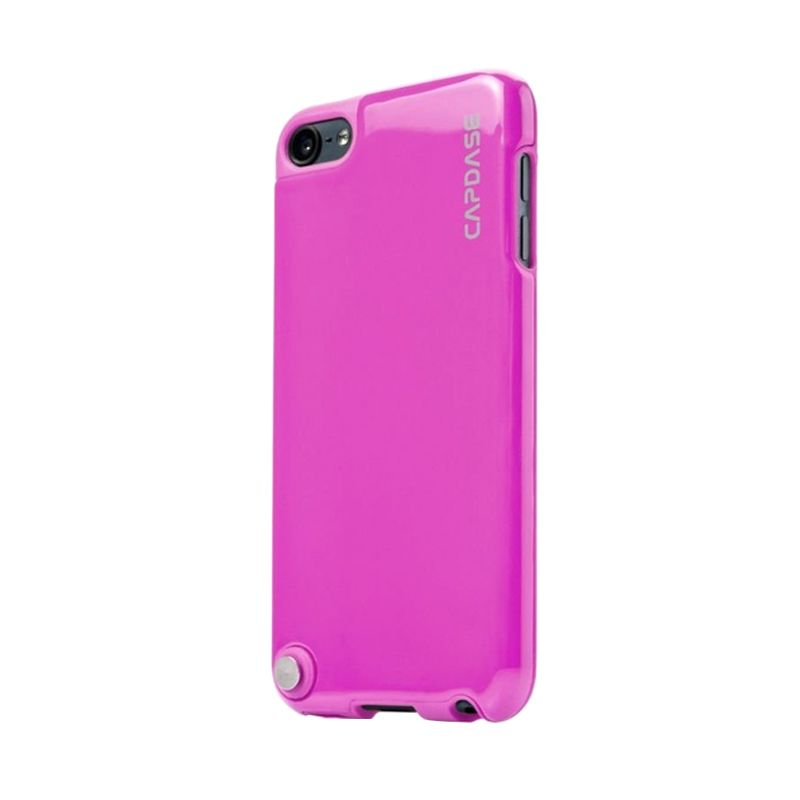Capdase Polimor Ungu Casing for iPod Touch 5