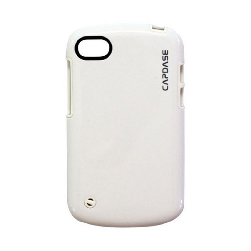 Capdase Polimor White Casing for Blackberry Q10