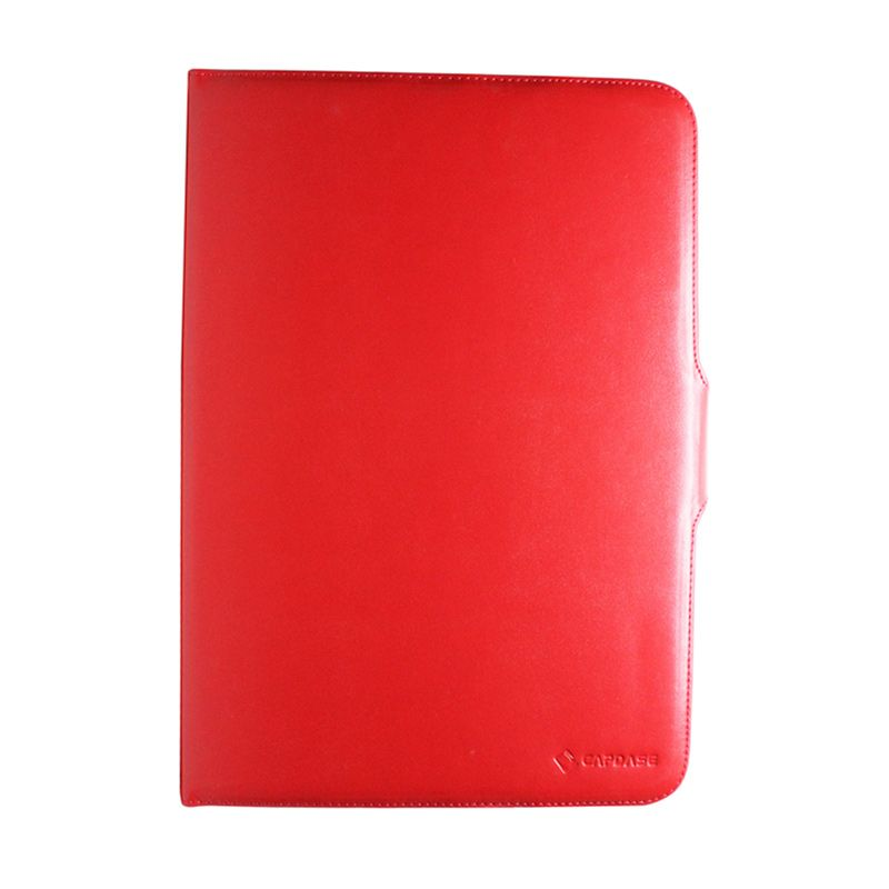 Capdase Red Jacket Flip Cover Casing for Galaxy N8000