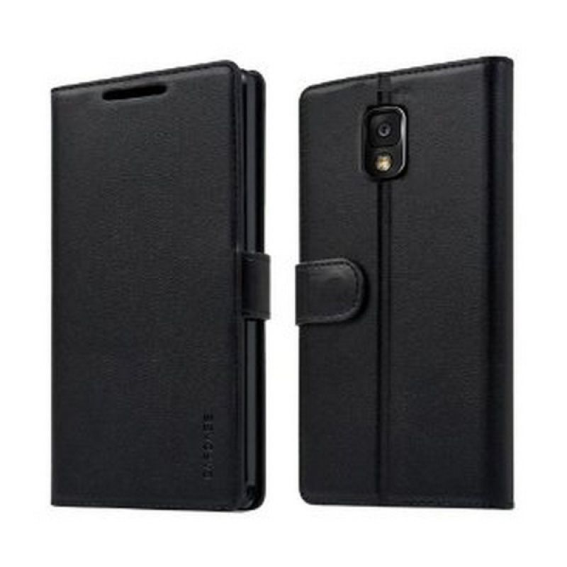 Capdase Sider Classic Black Casing for Samsung Galaxy Note 3