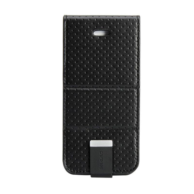 Capdase Upper Polka Black Casing for iPhone 5