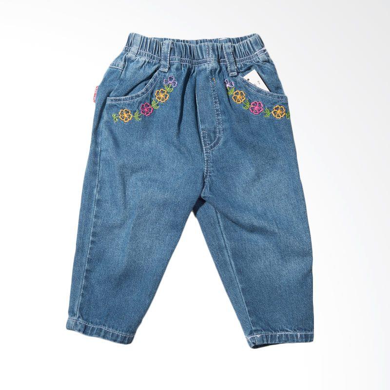 Junior House 7152 Blue Celana Anak Perempuan