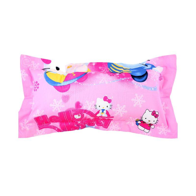 JuzzShop Kitty JSBI107 Pink Bantal