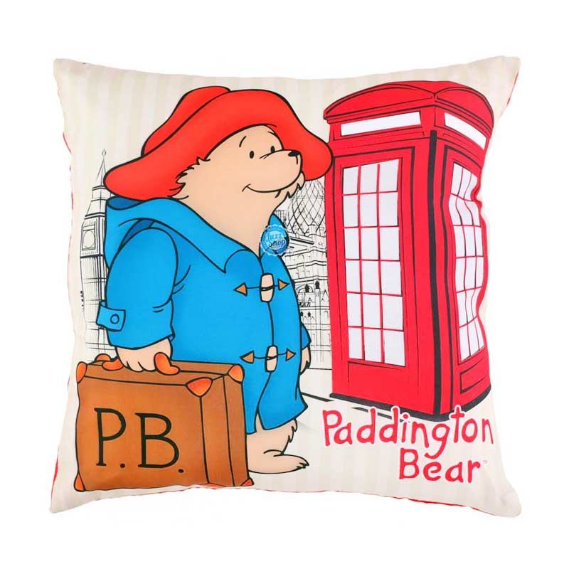 harga Juzz JSPS3004 Paddington Bear Bantal Sofa - Krem Blibli.com