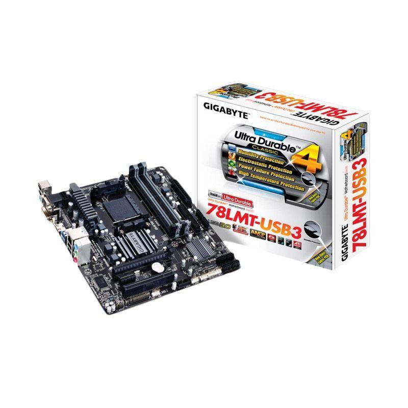 GIGABYTE SOC AMD 78LMT-USB3 Motherboard
