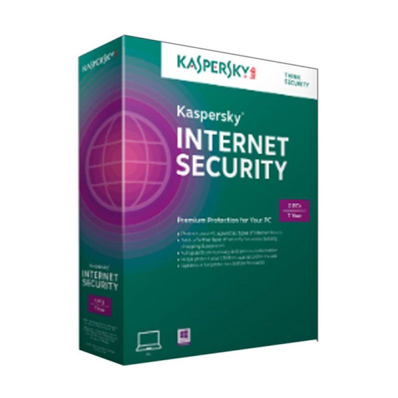 Kaspersky Internet Security 2015 Software [1 User]