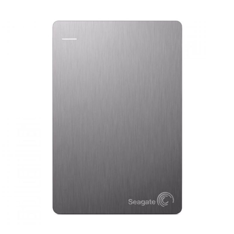 Seagate Backup Plus Slim 2.5 2 TB Silver Hard Disk