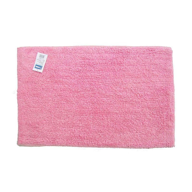 JYSK Cotton Bathmats Pink Keset