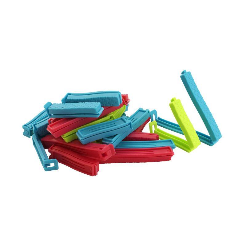 JYSK Alan Full Colour Sealing Clip Penjepit [30 Pcs/Pk] Pcs/Pk]