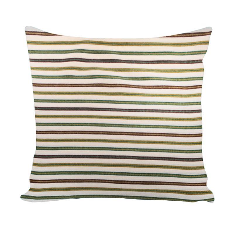 Jual Jysk Cushion Cover Sarung Bantal Sofa Green 40 X