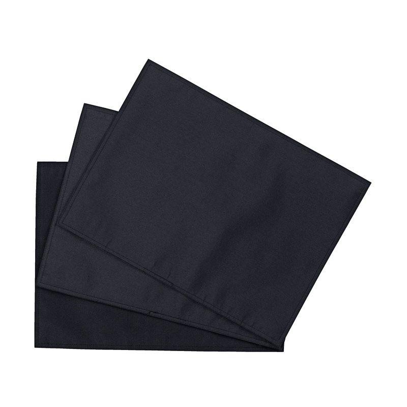 JYSK Tormentil Grey Place Mat Alas Makan [33 x 44 cm]