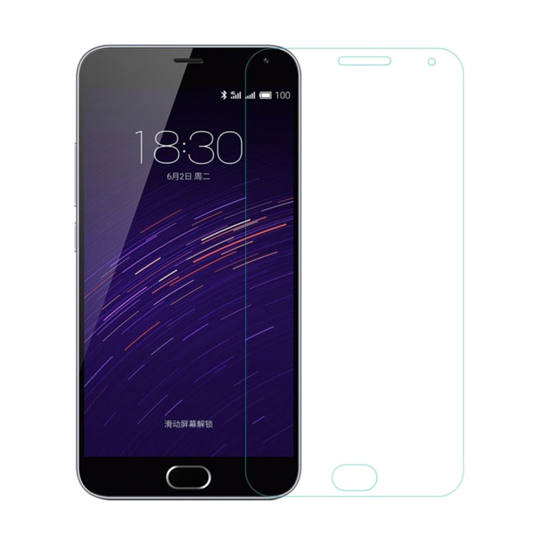 K-Box Tempered Glass for Andromax R2