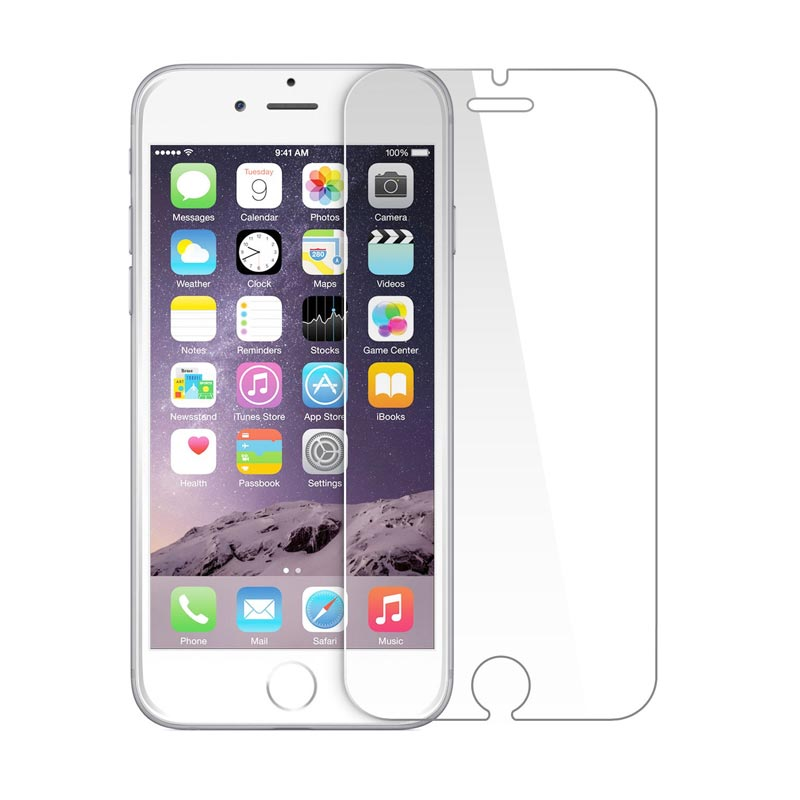 K-Box Tempered Glass for iPhone 6 Plus [5.0 Inch]