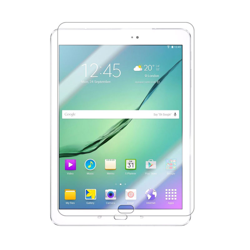 K-Box Tempered Glass for Samsung Tab S [9.7 Inch]