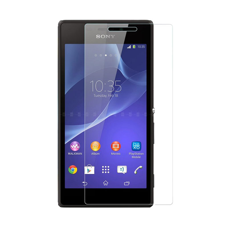 K-Box Tempered Glass for Sony Xperia M2