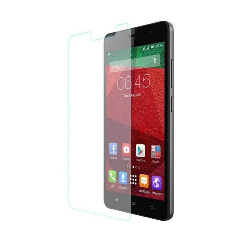 K-Box Tempered Glass Screen Protector for Infinix Hot 2 X510 [5 Inch]