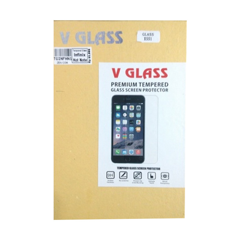 K-Box Tempered Glass Screen Protector for Infinix Hot Note X551