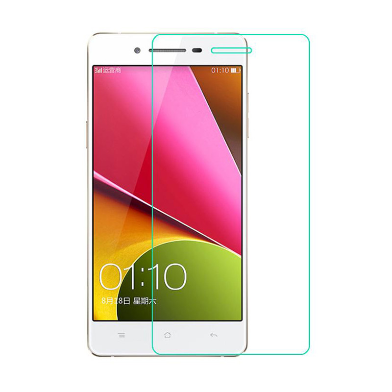 K-Box Tempered Glass Screen Protector for Oppo Mirror 5