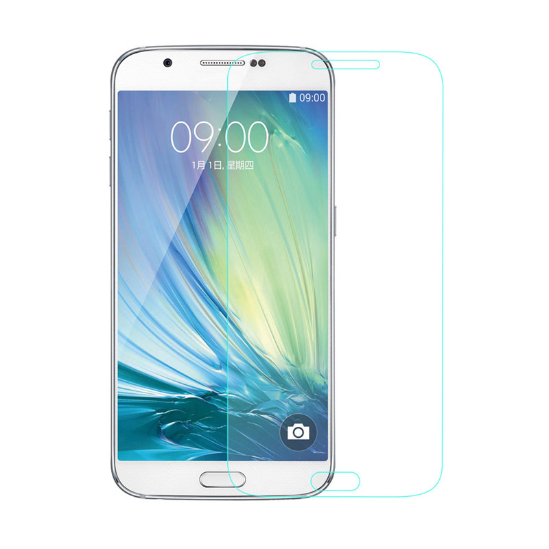 K-Box Tempered Glass Screen Protector for Samsung A8