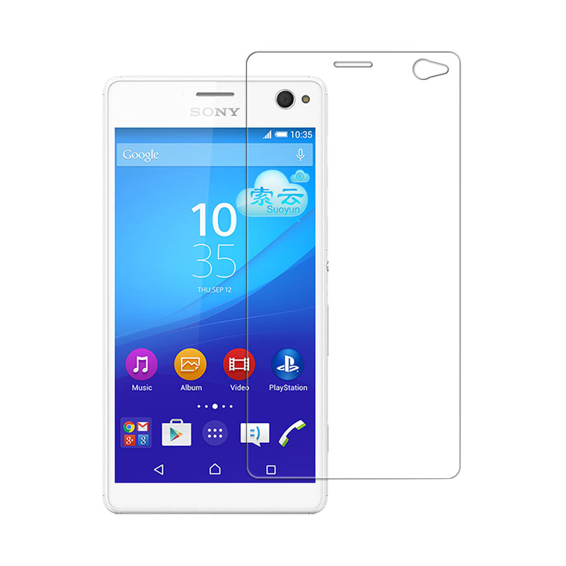 K-Box Tempered Glass Screen Protector for Sony C5 Ultra