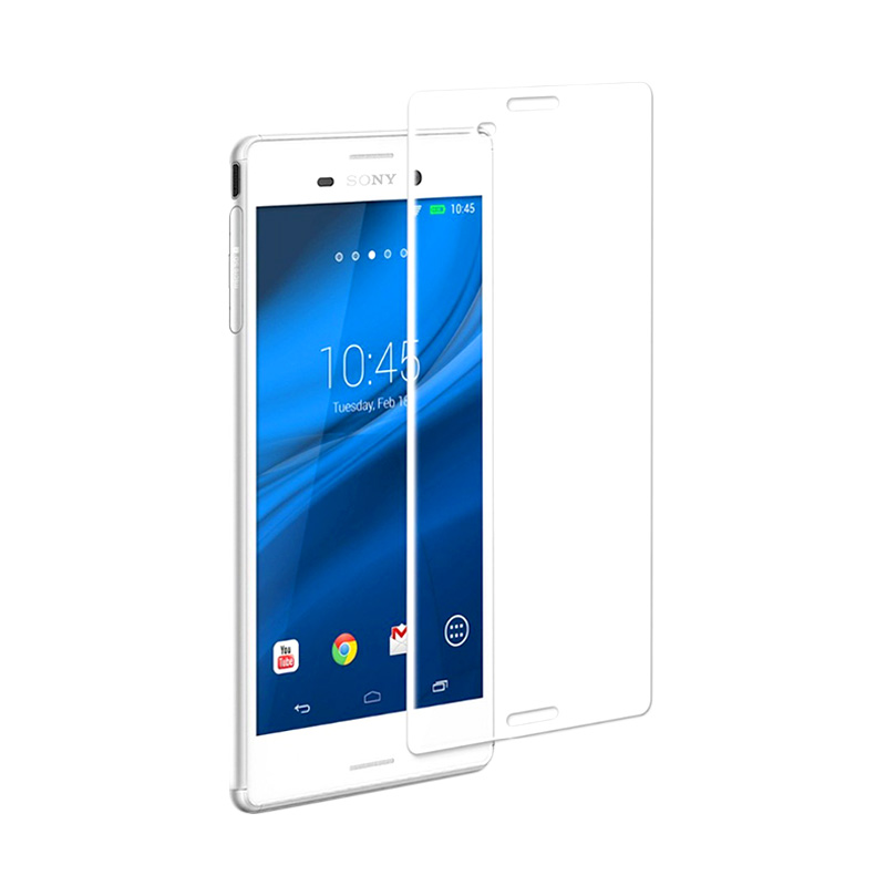 K-Box Tempered Glass Screen Protector for Sony Xperia M4