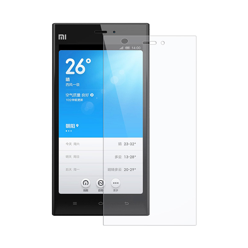 K-Box Tempered Glass Screen Protector for Xiaomi Mi3