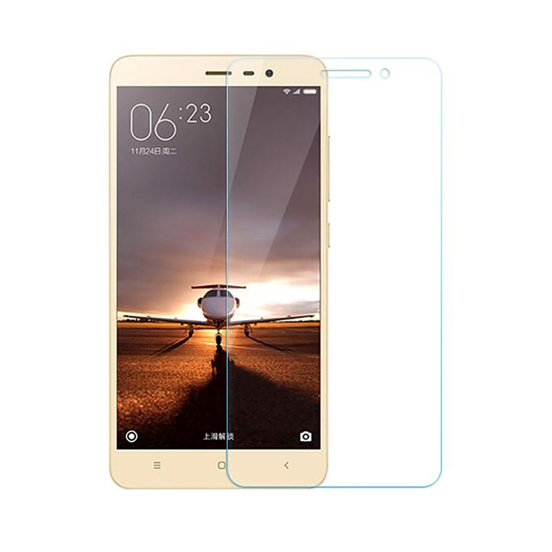 K-Box Tempered Glass Screen Protector for Xiaomi Redmi Note 3