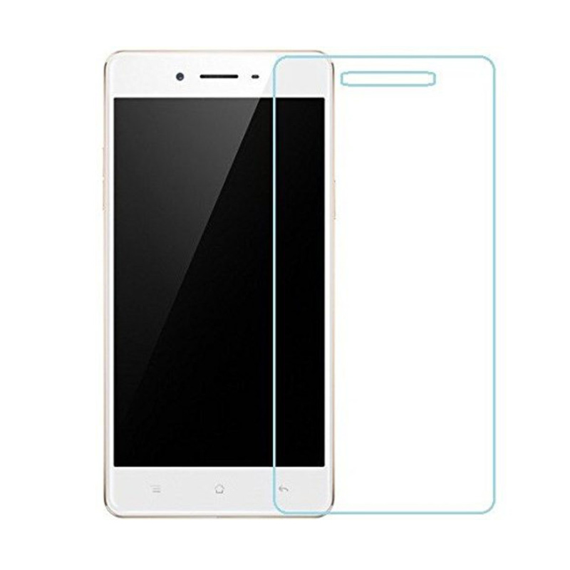 K-Box Tempered Glass Screen Protector for Andromax Q