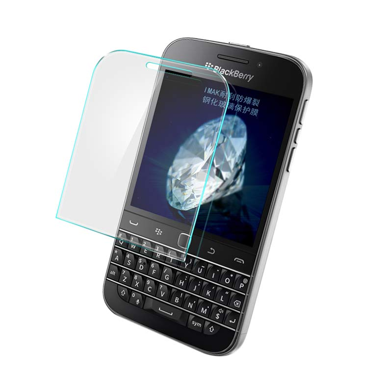 K-Box Tempered Glass Screen Protector for Blackberry Q5